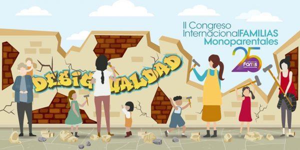 II Congreso Internacional de Familias Monoparentales: Haciéndonos visibles.