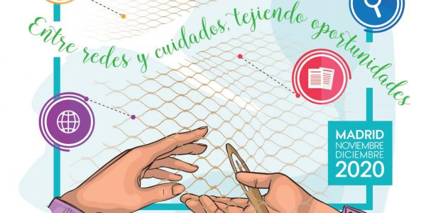 """III Congreso Familias Monoparentales: """"entre redes y cuidados, tejiendo oportunidades""""."""