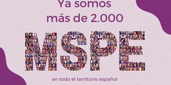 Ya somos más de 2.000 MSPE!!!